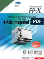 AFPX C30R Panasonic Datasheet 9589330