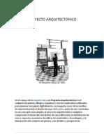 proyectoarquitectonico