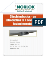 Norlok Introduction to Clinching
