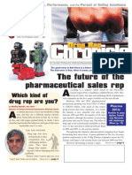 Drug Rep Chronicle ~ 09-11