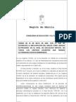 2005-5-20 ORDEN INGLES EN INFANTIL