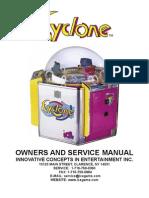 Cyclone Service Manual
