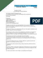 Codigo Del Trabajo (Ley 185)