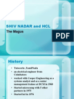Shiv Nadar and Hcl 21967