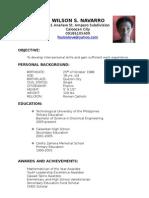 saske resume