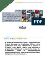 Disciplina Estruturas Offshore