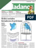 Redes Sociales Fortalecen El Activismo 12092011