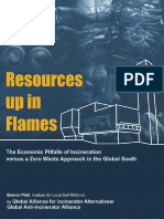 Resources Up in Flames