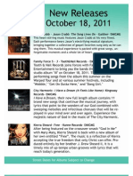 Oct 18 New Releases