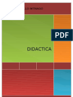 La Didáctica