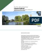 MKB Forsbacka Vatten Sam Rads Handling 20100528
