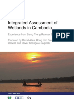 IUCN_Stung Treng Policy Brief 2_Integrated Assessment of Wetlands in Cambodia