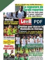 LE BUTEUR PDF du 14/10/2011