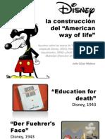 Disney o la construcción del