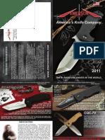 Emerson Knives Catalog 2011