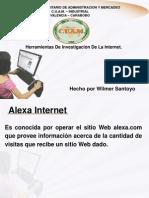 Herramientas De Investigación De La Internet.