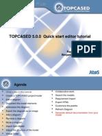 TPC 5.0.0 Quick Start Editor Tutorial