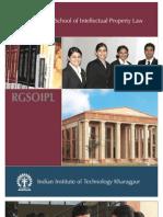 RGSOIPL Admissions Brochure - 2010