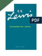 C. S. Lewis - Cristianismo puro e simples (completo)