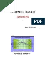Fertilización orgánica 2