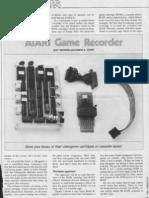 Atari Game Recorder
