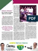 15 años Revista El Clavo