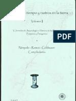 DELLA MATTIA, C. y N. MOLLO. 2007. La ruta de Cabrera en busca de los Césares. Signos en el tiempo y rastros en la tierra. Vol. II. Luján.