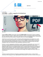 NTSKK - Codice Segreto Rivoluzione