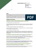 Curriculum Vitae - Ramiro Nahuel Pol