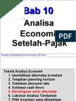 0. Analisa Ekonomi After-Tax