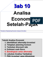 0. Analisa Ekonomi After-Tax