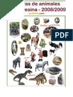 Catálogo figuras poliresina jardinitis 2009