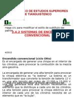 3.4.2 ENCENDIDO CONVENCIONAL