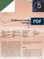 05. Trastornos hemodinámicos, trombosis y shock