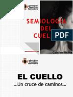 SEMIOLOGÍA DEL CUELLO (2)
