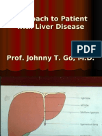 Medicine2 - Approach to Patient with Liver Disease Workshop