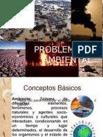 Problemáticas ambientales. Electiva