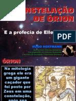 3832300 a Constelacao de Orion e a Profecia de Ellen G White