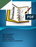 evaluacion asesoria