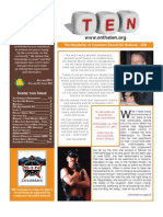 TEN Newsletter Autumn 2011