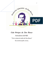 1. Club Amigos de Don Bosco I