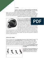 cascos  materiales