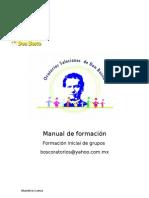2. M.F Grupos Espontáneos