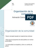 Organizacion de La Comunidad2