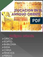 Exposocion de Historia de Pye