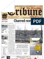 Front Page - October 14, 2011