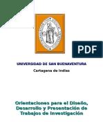 USB Cgena- Guia Orientaciones Trabajo Grado