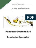 Panduan Geoteknik 4