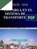Sesion Dos La Carga en El Sistema de Transp.