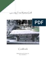Burning Tree Native Grill Cookbook